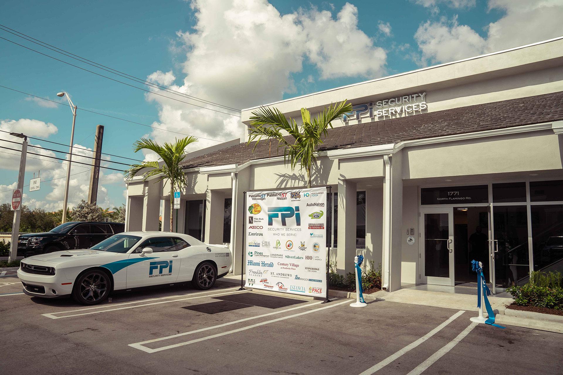 FPI Security Building